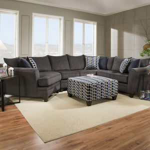 Albany Slate Sectional