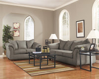 Spencer Coblestone Sofa Chaise - Lifestyle Furniture