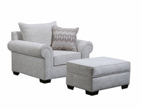 Gavin Linen Livingroom Set - Lifestyle Furniture