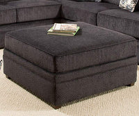 Bellamy Slate Sectional - Lifestyle Furniture