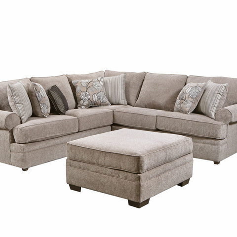 Wilma Sectional - Lifestyle Furniture