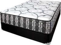 Fitzgerald Silver Euro Top II - Lifestyle Furniture