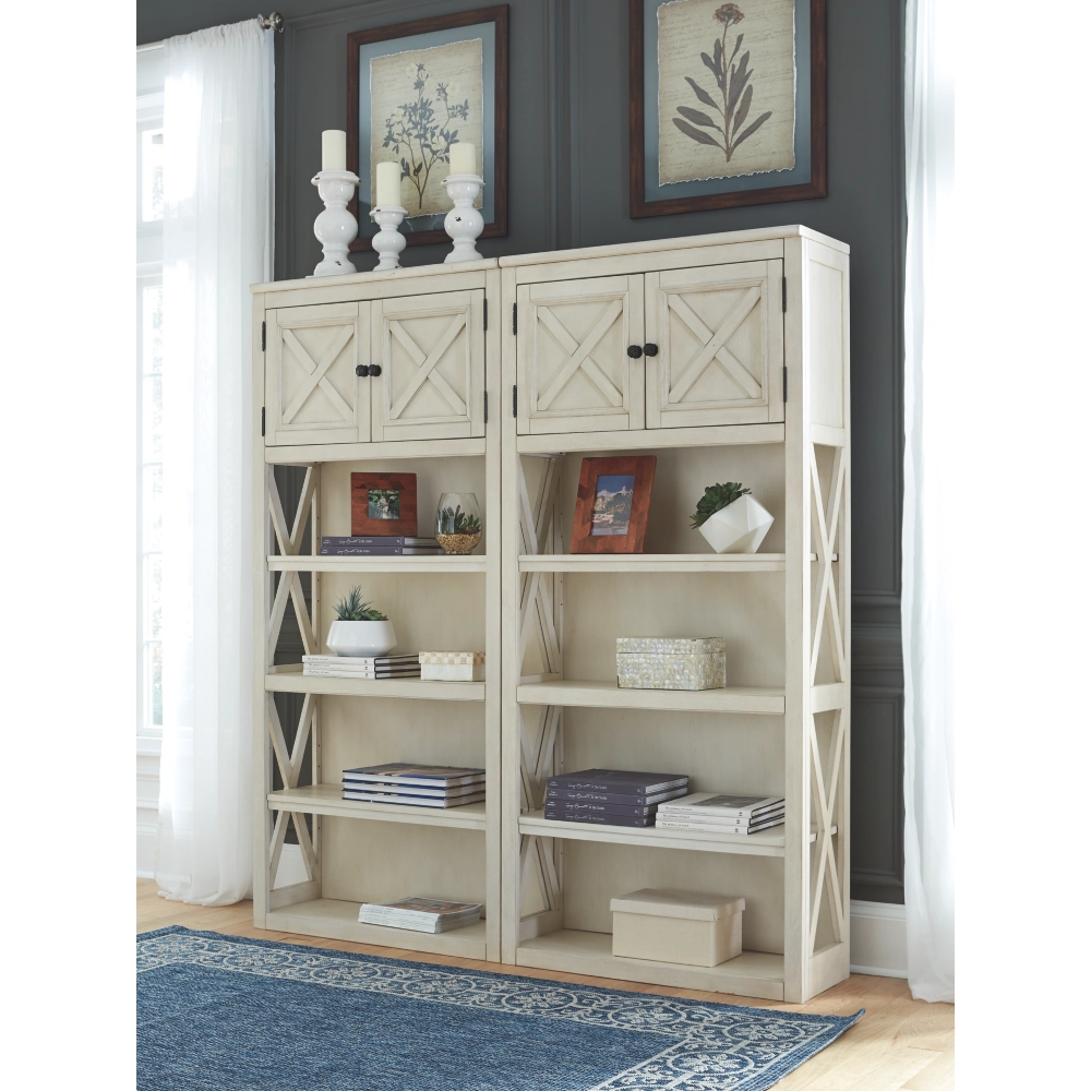Victor Classic Large Bookcase - Lifestyle Furniture