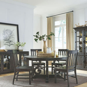 "Indianapolis 60"" Round Dining Set"