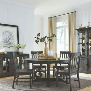 "Indianapolis 48"" Round Dining Set"