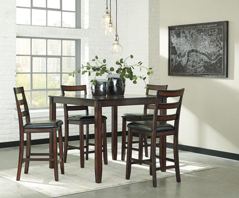 Amador Counter Height Dining Set - Lifestyle Furniture