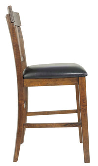 (2) Ridgetrail counter Stools - Lifestyle Furniture