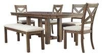 Lawrence Dining Set - Lifestyle Furniture