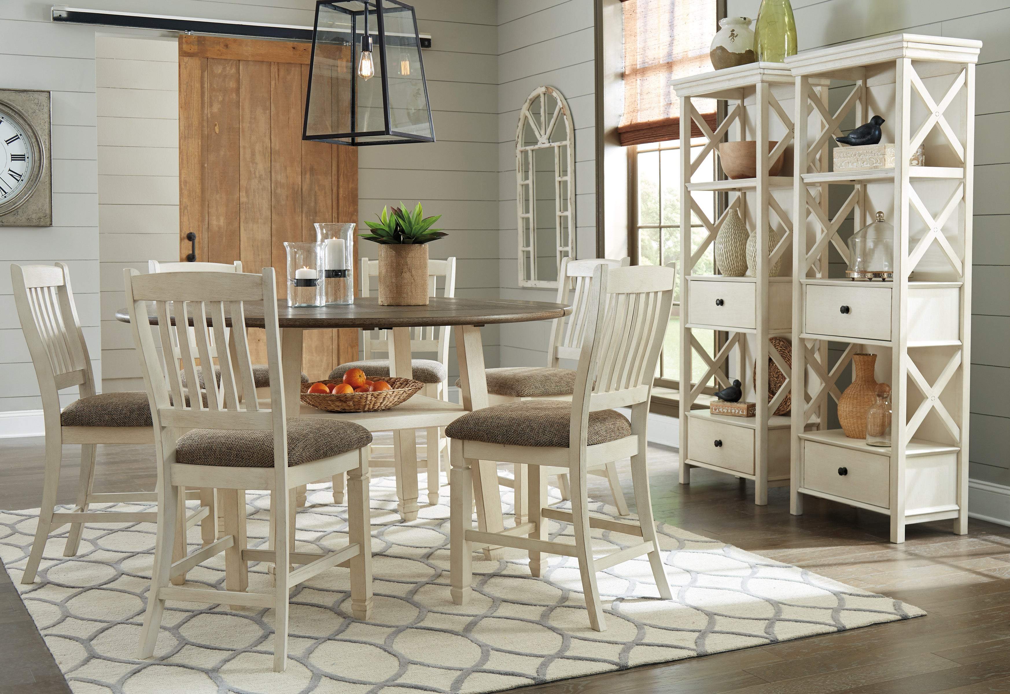 2 x Victor Classic Counter Stools - Lifestyle Furniture