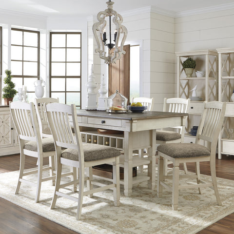 Victor Classic Counter Height Dining - Lifestyle Furniture