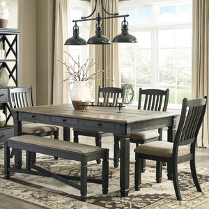 Coffee County Dining Set
