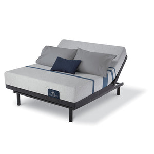 Serta Cal King. Essential Adjustable Frame - Clearance - Lifestyle Furniture