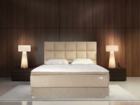 Hamilton Pillow Top Hybrid Gel Mattress - Lifestyle Furniture
