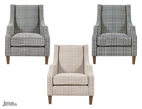 Maxwell Accent Chair - Lifestyle Furniture