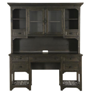 Bellamy Desk & Hutch