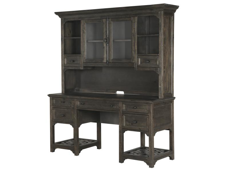 Bellamy Desk & Hutch - Lifestyle Furniture
