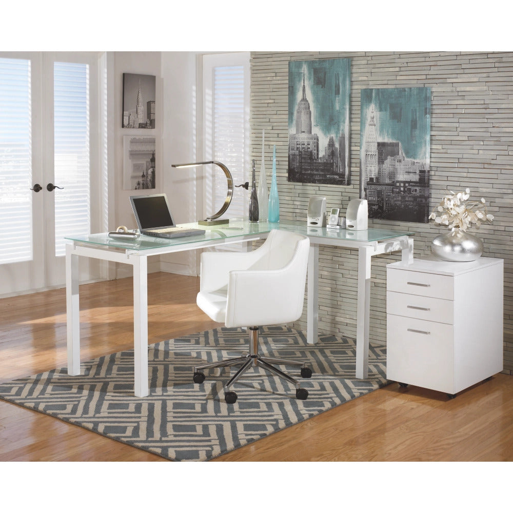 Bayson Desk - Lifestyle Furniture