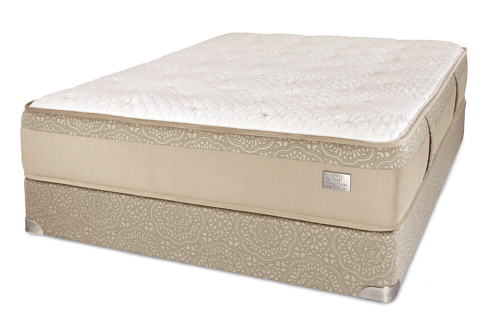Franklin Euro Top Hybrid Gel Mattress - Lifestyle Furniture