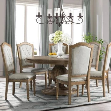 Round Cottage Charm Dining by Lane - Lifestyle Furniture