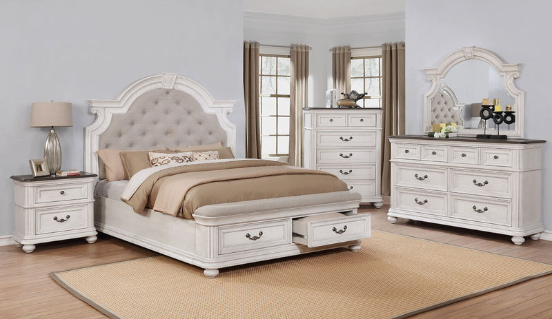 Rohnert Park Bedroom Collection - Lifestyle Furniture