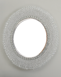 Round Accent Mirror - Lifestyle Furniture