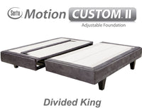 Serta Queen Motion Custom II Adjustable Frame - Lifestyle Furniture