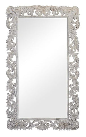 Sophia Carved Mirror