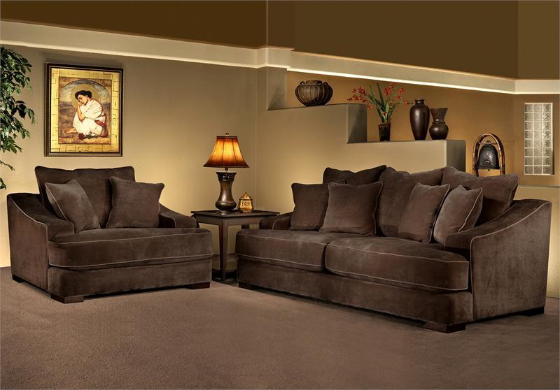 Everlyn Chocolate - Lifestyle Furniture