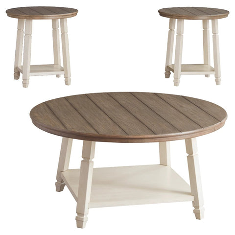 Shaster 2 3pcs Occasional Table Set - Lifestyle Furniture