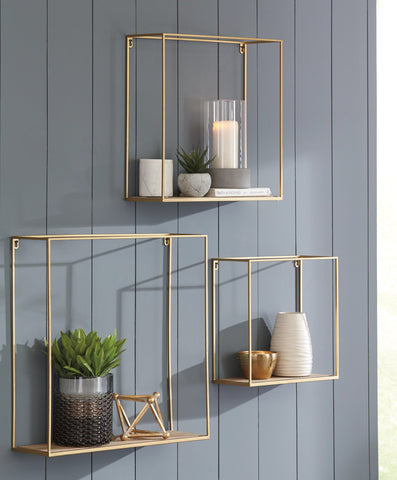 Efharis Wall Shelf - Lifestyle Furniture