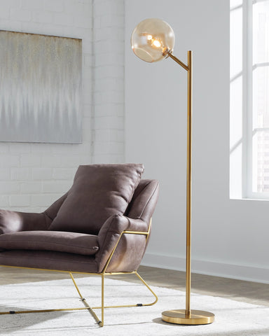 Abanson Floor Lamp - Lifestyle Furniture
