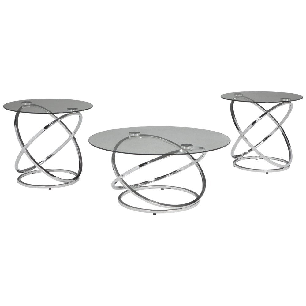 Hollyned Occasional Table Set - Lifestyle Furniture