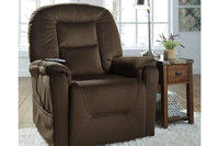 Samir Power Lift Recliner - Lifestyle Furniture