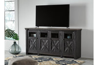 "Tyler Creek 74"" TV Stand - Lifestyle Furniture"