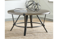 Zontini Coffee Table - Lifestyle Furniture