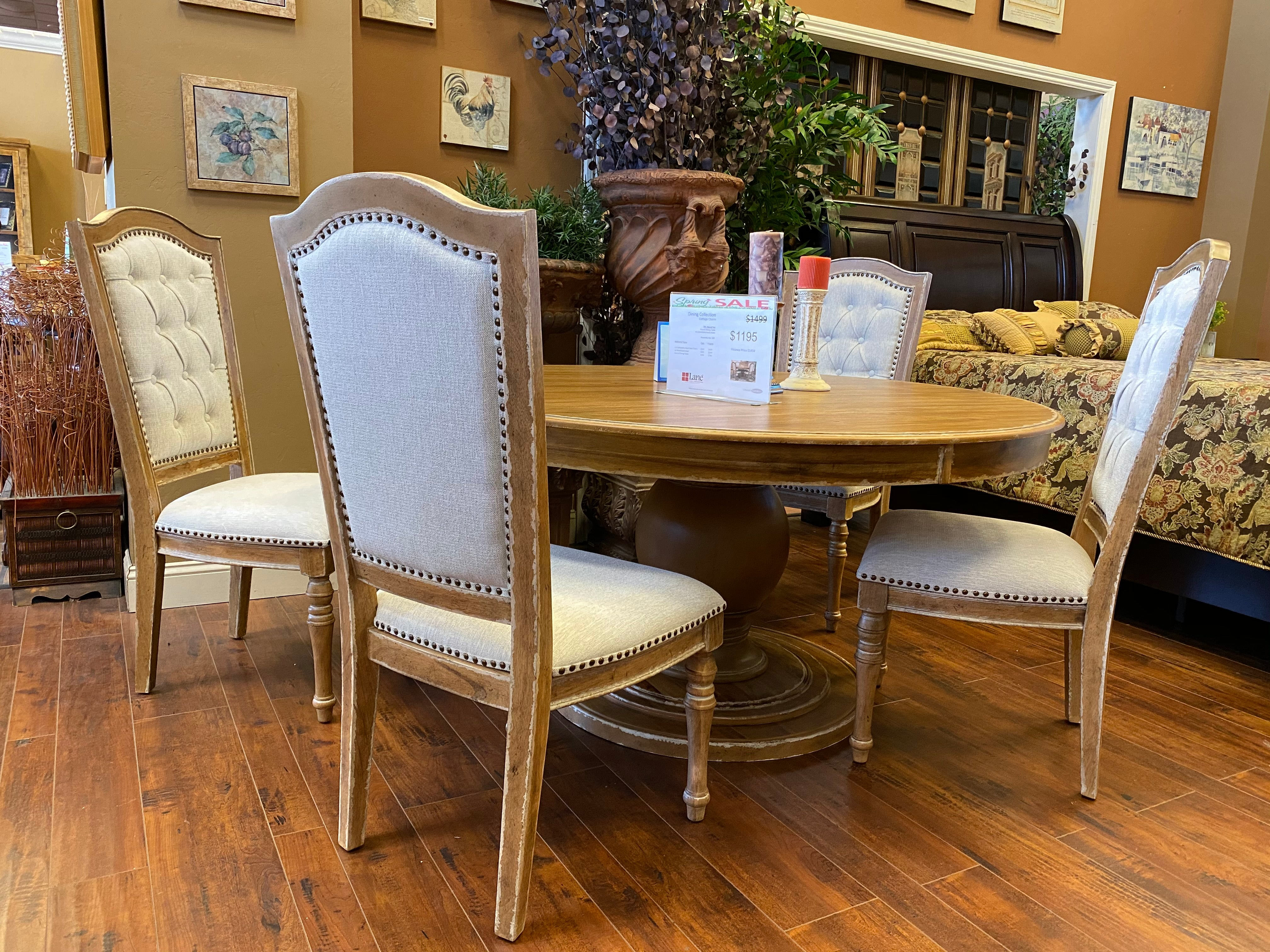 Cottage Charm Dining Collection Lifestyle Furniture