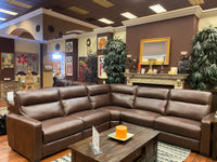 Hershey Sectional - Lifestyle Furniture