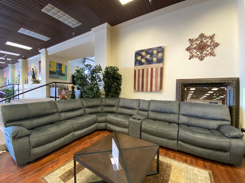 Armstrong Sectional - Lifestyle Furniture