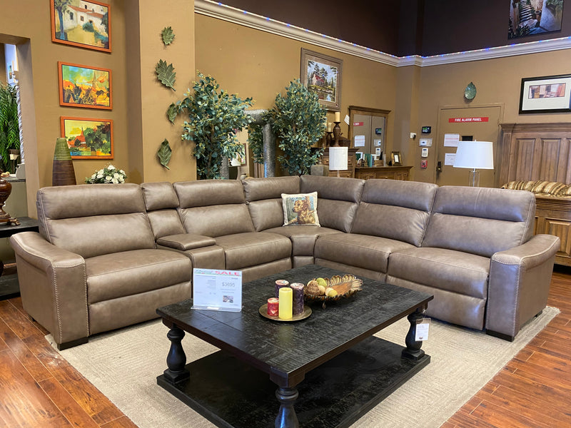 Dawn Sectional - Lifestyle Furniture
