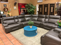 Dallas Sectional - Lifestyle Furniture