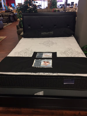 Manhattan Collection Broadway Pillow Top Mattress