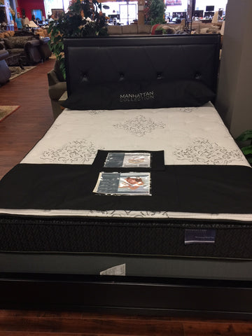 Broadway Pillow Top Mattress - Lifestyle Furniture