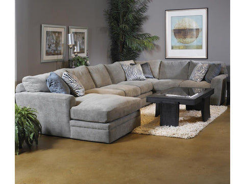 Palms Sectional - Lifestyle Furniture