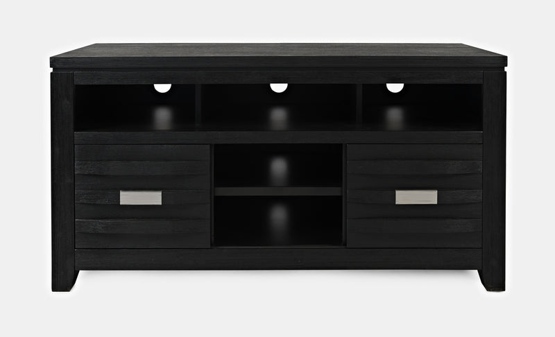 Black Altamonte Console - 3 Sizes Available - Lifestyle Furniture