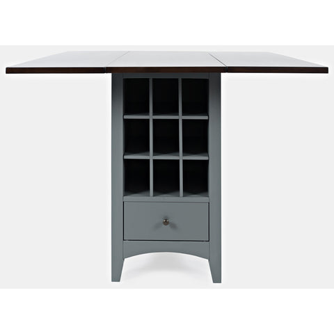 Grey Park Wine Table - Lifestyle Furniture