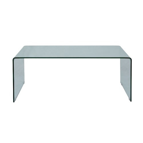 Bent Glass Table Collection - Lifestyle Furniture