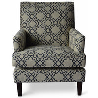 Midnight Aubery Accent Chair - Lifestyle Furniture
