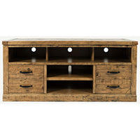 Natural Pine TV Consoles (2 Sizes) - Lifestyle Furniture