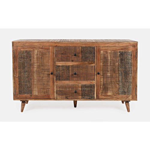 Urban Village Accent Cabinet - Lifestyle Furniture