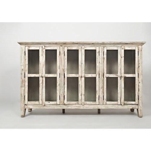 "Scrimshaw - 70"" Cabinet - Lifestyle Furniture"